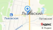 Атака Львовский на карте