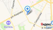 1-й гипермаркет спортивного питания на карте