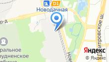 Спецполимер на карте