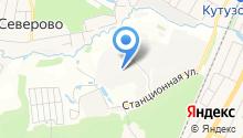 Завод электротехнической арматуры на карте
