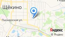 Областной социально-реабилитационный центр для несовершеннолетних №4 на карте