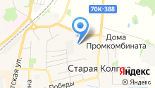 AstraMerinSTO на карте