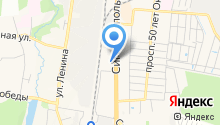 аа-холодок на карте