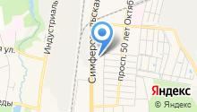 Храм священномученика Сергия Подольского на карте