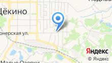 Некрополь на карте