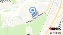 Вектор Проект на карте