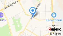 Velo-Store на карте