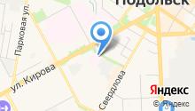 КОМФОРД на карте