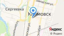 Ателье на Симферопольской на карте