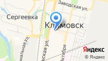 Алвис-Сервис, ЗАО на карте