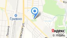 Климовский дом-интернат для престарелых и инвалидов на карте