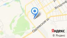 Эвакуаторок на карте