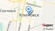 Промсбербанк на карте