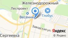 Импорт+ на карте