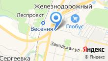 АВТО ЛЭНД на карте