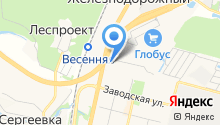 Добрый Путь на карте