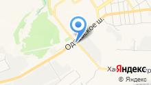 Магазин автозапчастей для BAW, Foton, FAW на карте