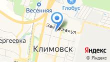 НГК на карте