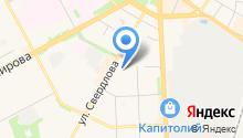 Детский сад №52, Калинка на карте