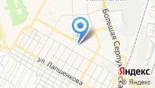 Государственная инспекция труда в Московской области на карте