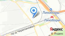 Центральный научно-исследовательский автомобильный и автомоторный институт на карте