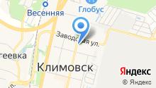 Бюлад на карте