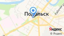 Администрация городского округа Подольска на карте