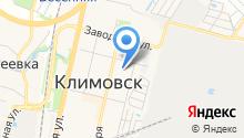 Гимназия им. Подольских курсантов на карте