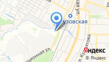 АГЗС Мосавтогаз на карте
