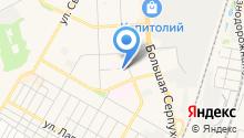 Аква Ерино на карте