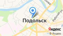 Зелёновский на карте