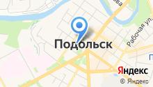 Бизнес-центр на карте