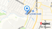 ВАГАНТ на карте