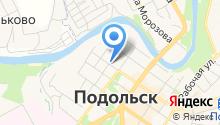 Адвокатский кабинет №1705 Русакова В.А. на карте