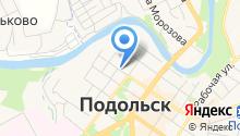 Адвокатский кабинет №93 Яковлева А.Е. на карте