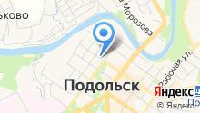 Гринмедиа на карте