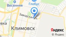 Мастерская по ремонту одежды на Заводской на карте