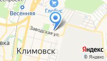Почтовое отделение №142181 на карте