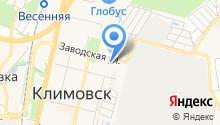 Дом культуры им. 1 Мая на карте