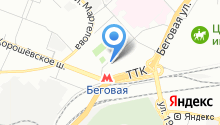 27 Центральный НИИ Министерства обороны РФ на карте