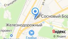 Безант I на карте