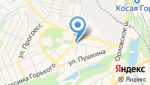 АвтоExpert на карте