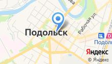 Геоцентр на карте