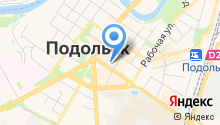 Бюро приватизации жилья г. Подольска на карте