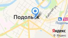 OS Comp на карте