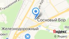 2 полк ДПС (Южный) ГИБДД на карте