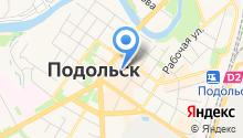 7 Служба Управления Федеральной службы РФ по контролю за оборотом наркотиков по Московской области на карте