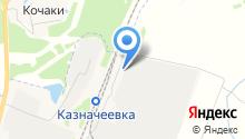 Химволокно на карте