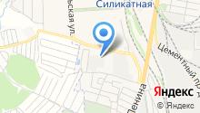 Станций технического обслуживания на карте