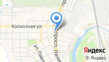 Альфа-Вет на карте